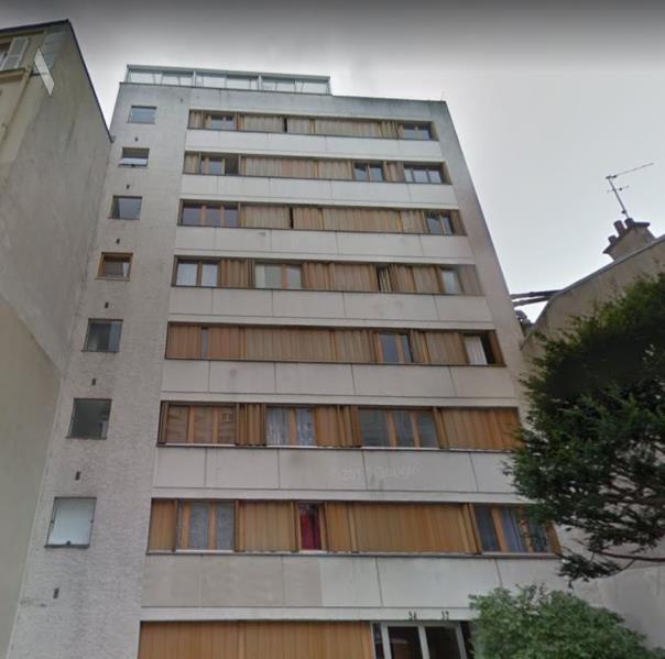 Venta  apartamento Paris 20ème 167400€ - Fotografía 2