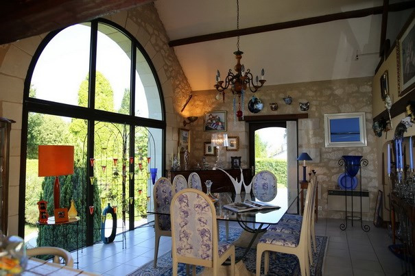 Deluxe sale house / villa Angers 350 000€ - Picture 1