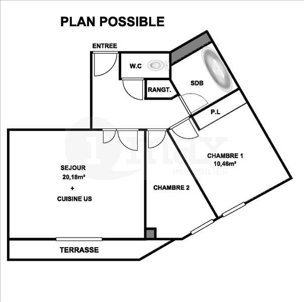 Vente appartement Levallois perret 495000€ - Photo 6