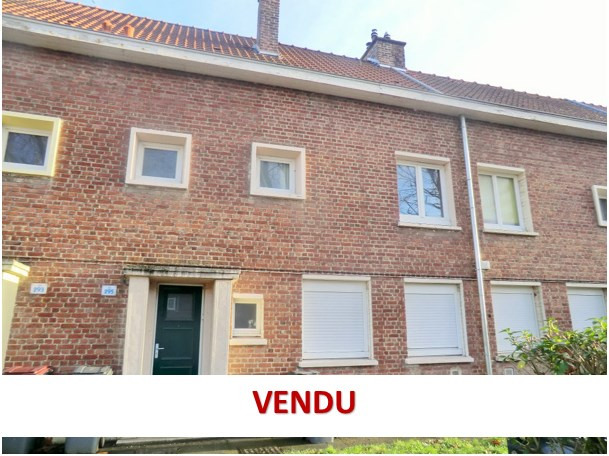 Vente maison / villa Roubaix 135000€ - Photo 1