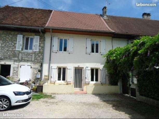 Verkoop  huis Belley 120000€ - Foto 1
