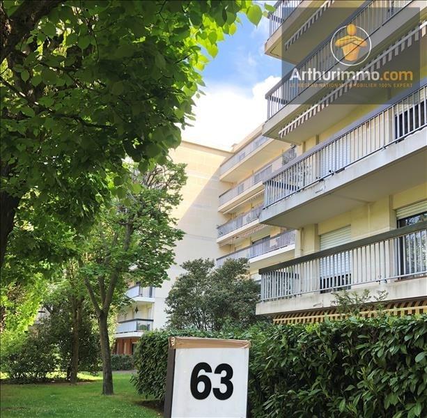 Rental apartment Rueil malmaison 799€ CC - Picture 1