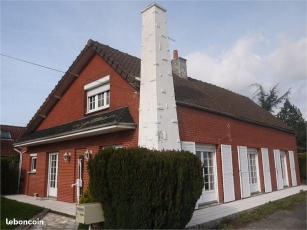 Vente maison / villa Boeseghem 186000€ - Photo 1
