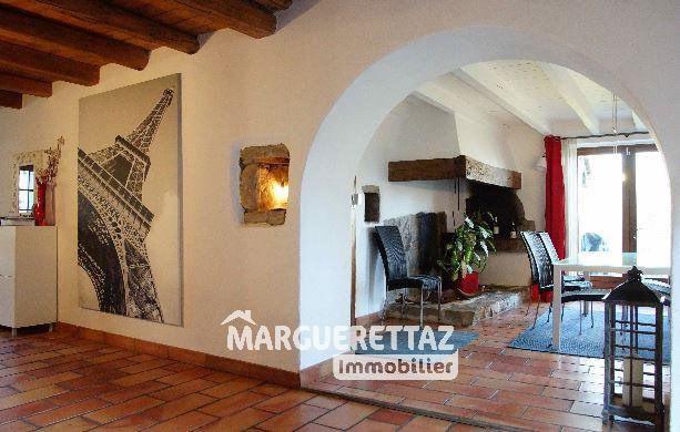 Vente maison / villa Pers-jussy 620000€ - Photo 1