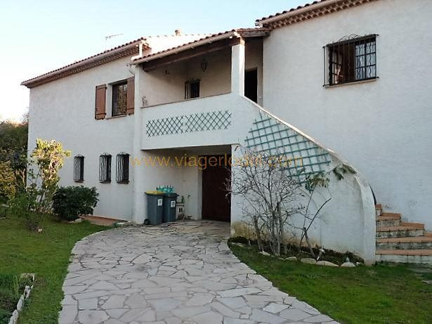 Life annuity house / villa Toulon 430 000€ - Picture 1