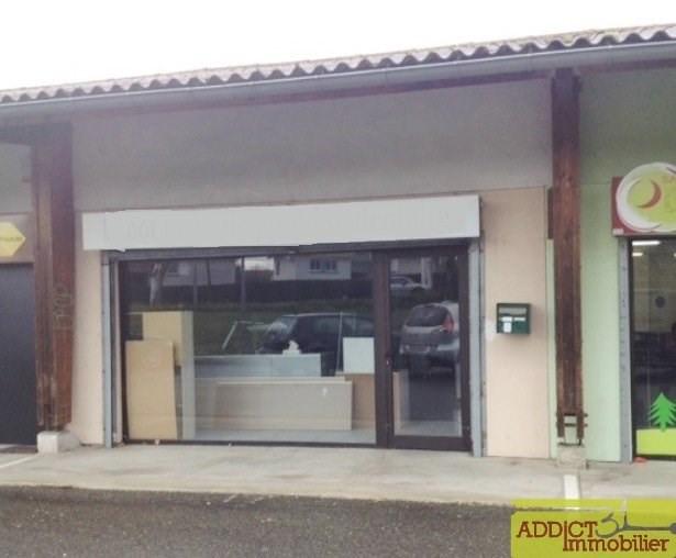 Location local commercial Garidech 568€ CC - Photo 1
