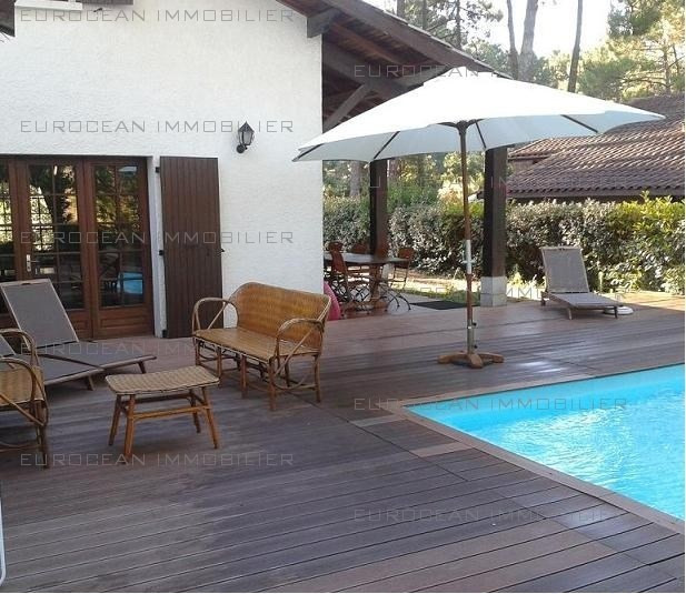Vacation rental house / villa Lacanau ocean 1 045€ - Picture 1