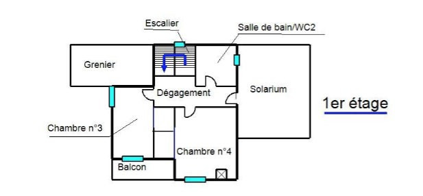 Vente maison / villa Fayence 395 000€ - Photo 22
