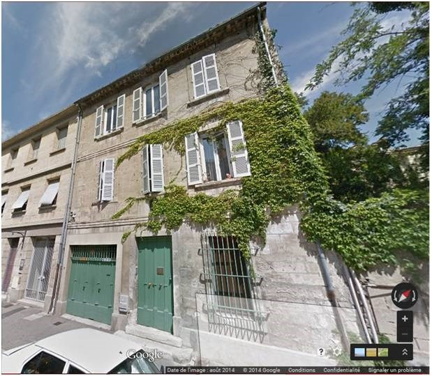 Location appartement Avignon 428€ CC - Photo 1