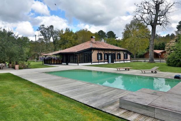 Vente de prestige maison / villa Magescq 800000€ - Photo 1