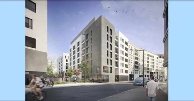 Produit d'investissement appartement Lyon 7ème 236000€ - Photo 4