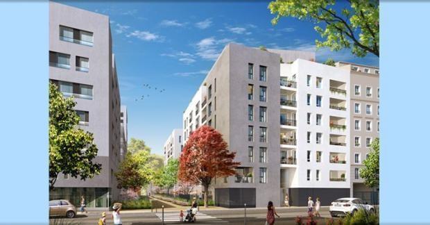 Produit d'investissement appartement Lyon 7ème 236000€ - Photo 2