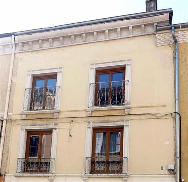 Vente maison / villa Cremieu 158 000€ - Photo 1