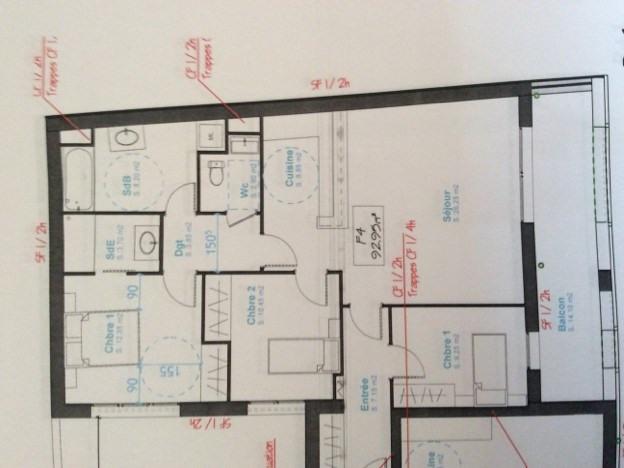 Vente appartement Meaux 333000€ - Photo 1