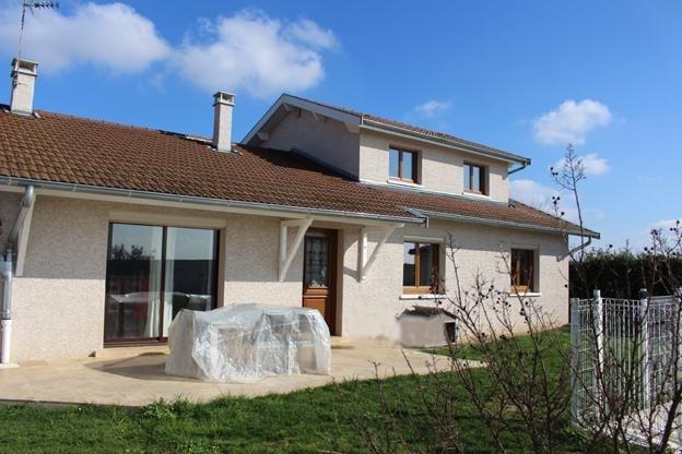 Vente maison / villa Villette d anthon 425000€ - Photo 1