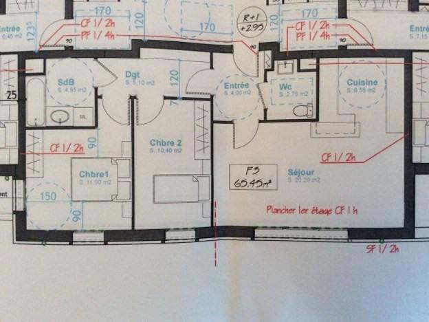 Vente appartement Meaux 240000€ - Photo 2