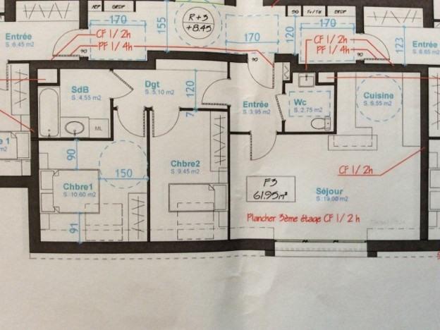 Vente appartement Meaux 235000€ - Photo 1