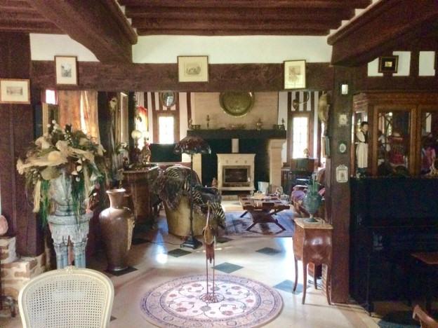 Sale house / villa Bieville beuville 546000€ - Picture 2