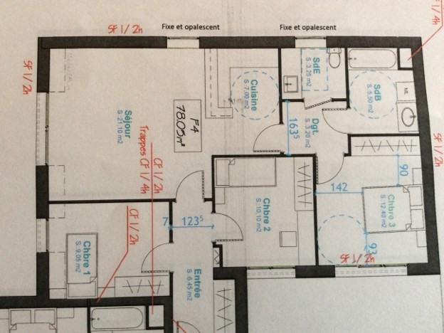 Vente appartement Meaux 290000€ - Photo 1
