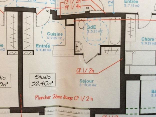 Vente appartement Meaux 130000€ - Photo 2