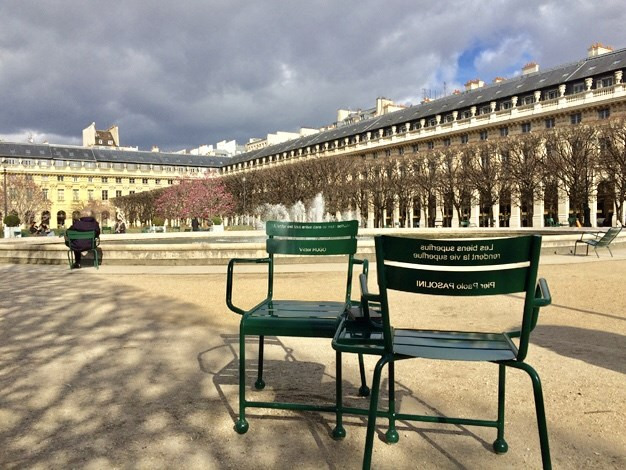 Sale apartment Paris 1er 800000€ - Picture 1