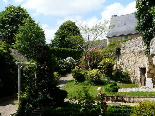 Deluxe sale house / villa Angers nord 25 mn 350000€ - Picture 4