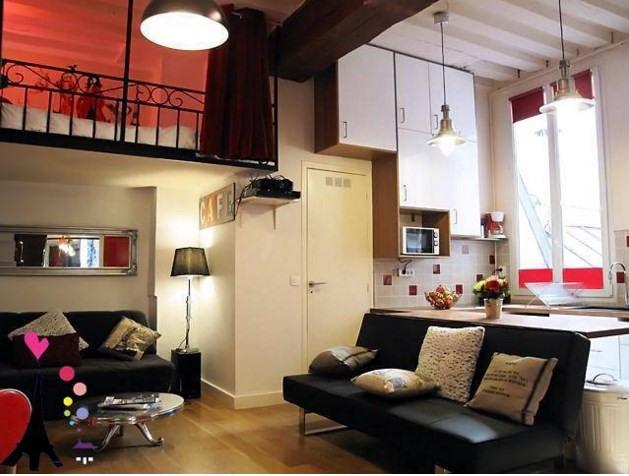 Vente appartement Paris 2ème 460000€ - Photo 4