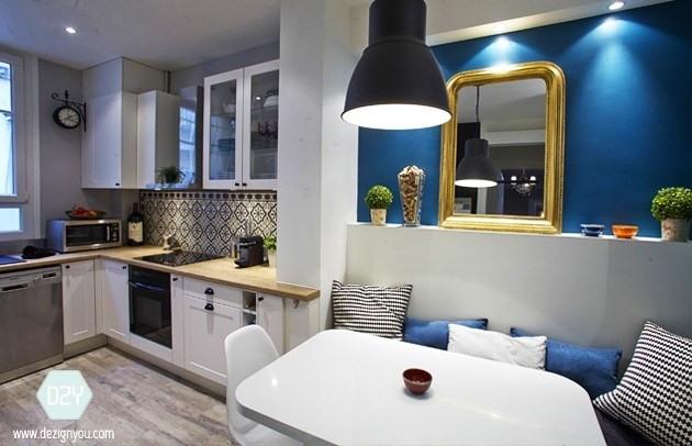 Rental apartment Paris 17ème 3500€ CC - Picture 11