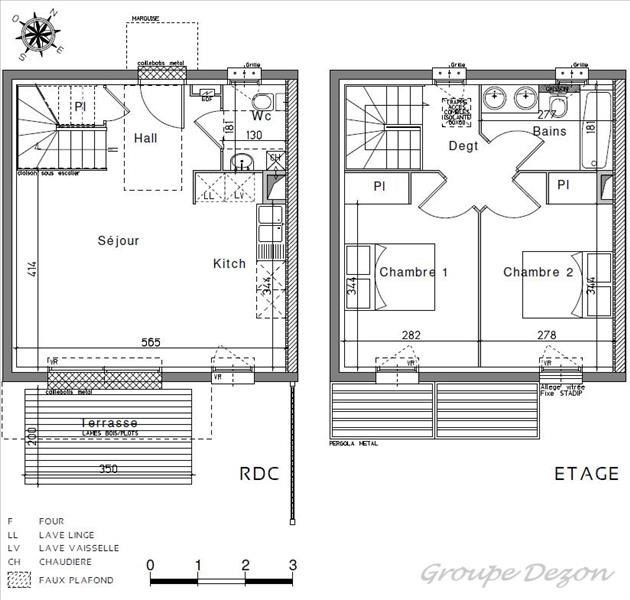 Vente maison / villa Aucamville 194000€ - Photo 12