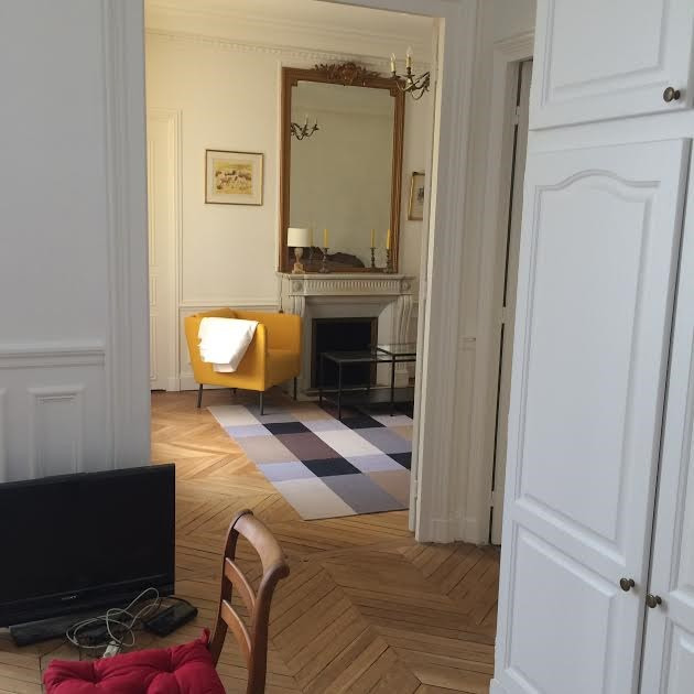Rental apartment Paris 7ème 2 850€ CC - Picture 1