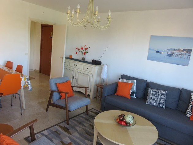 Vacation rental apartment Bandol 590€ - Picture 4