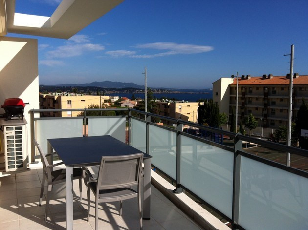 Vacation rental apartment Bandol 680€ - Picture 16