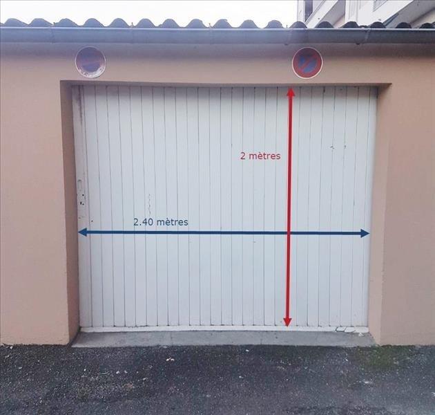 Sale parking spaces Pau 13750€ - Picture 3