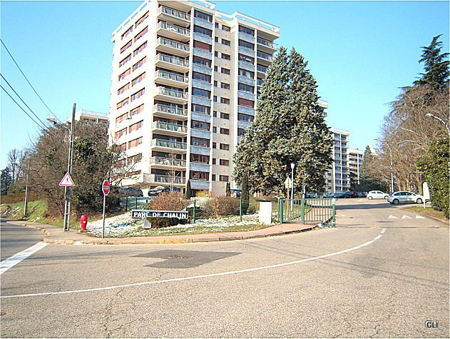 Location appartement Ecully 390€ CC - Photo 2