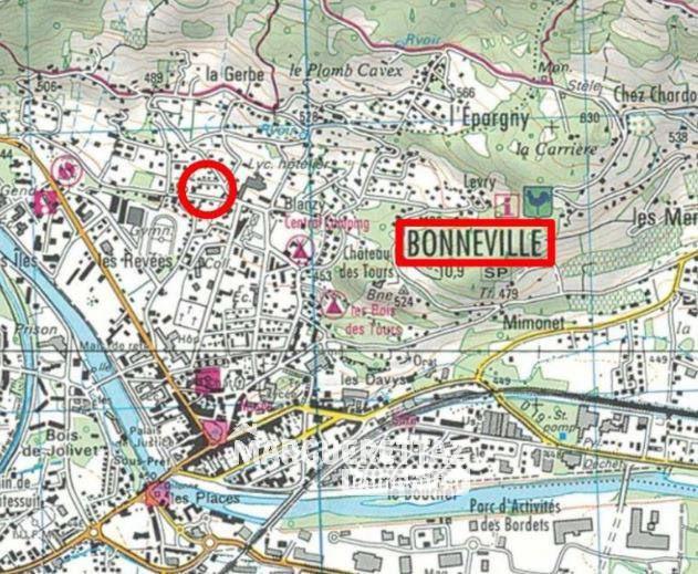 Vente terrain Bonneville 184000€ - Photo 3