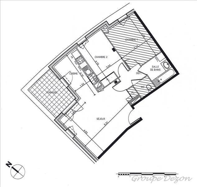 Vente appartement Launaguet 177000€ - Photo 7