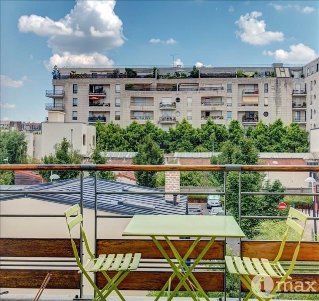 Vente appartement Courbevoie 465000€ - Photo 2