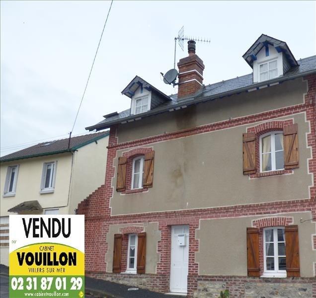 Vente maison / villa Villers sur mer 179000€ - Photo 1