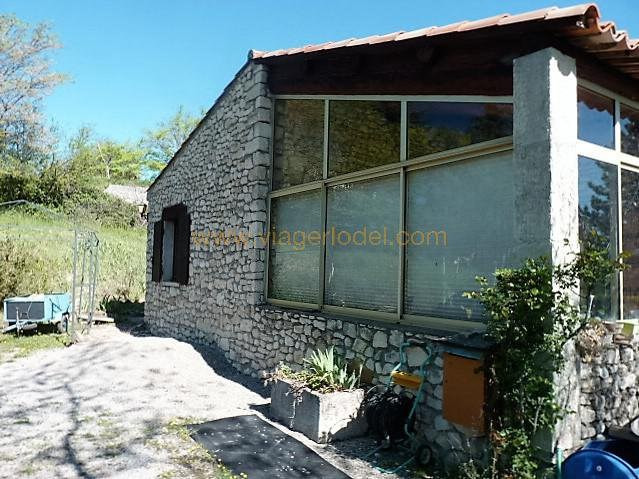 Verkauf auf rentenbasis haus Saint-maime 140000€ - Fotografie 6