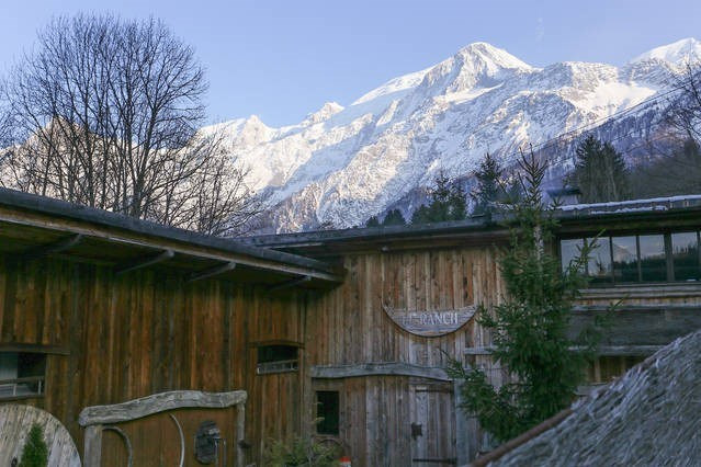 Deluxe sale house / villa Les houches 1 890 000€ - Picture 3
