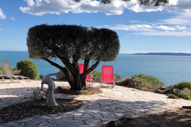 Villa 2 chambres très belle vue mer