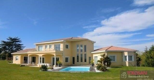 Vente de prestige maison / villa Ramonville 2 pas 1195000€ - Photo 1