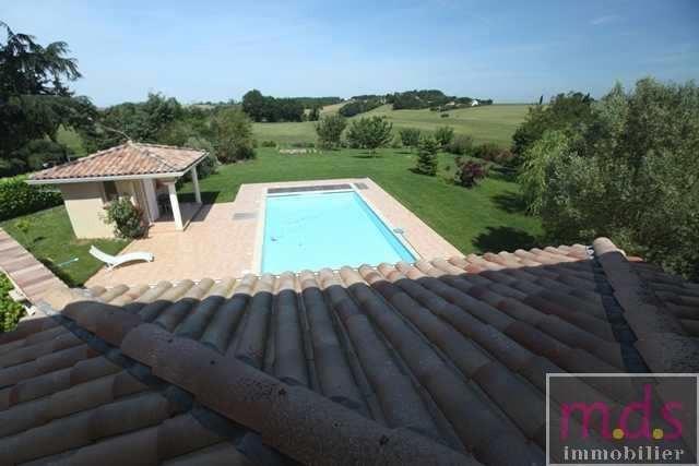 Vente de prestige maison / villa Montastruc-la-conseillere secteur 599000€ - Photo 2