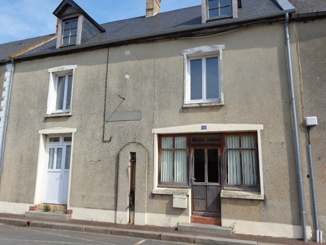 Vendita casa Montmartin en graignes 96800€ - Fotografia 1