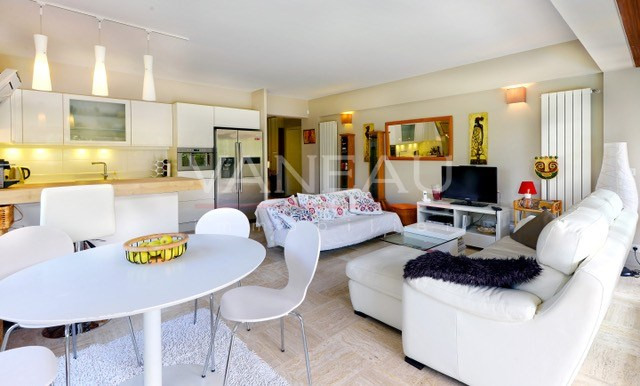 Vente de prestige appartement Cannes 590 000€ - Photo 2