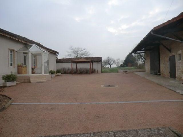 Sale house / villa Varennes le grand 253000€ - Picture 1