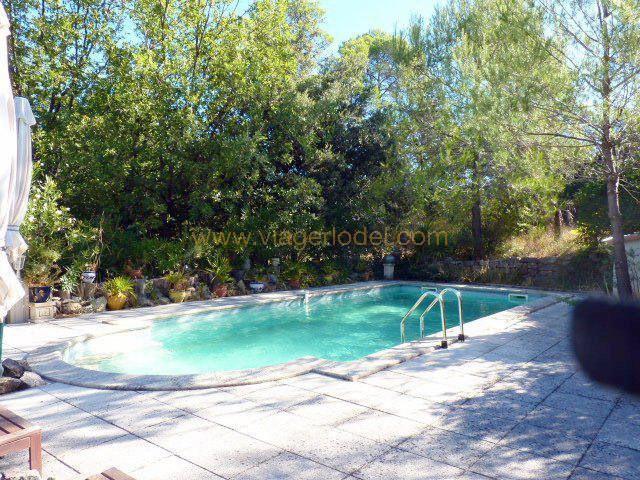 Vendita nell' vitalizio di vita casa Besse-sur-issole 430000€ - Fotografia 4