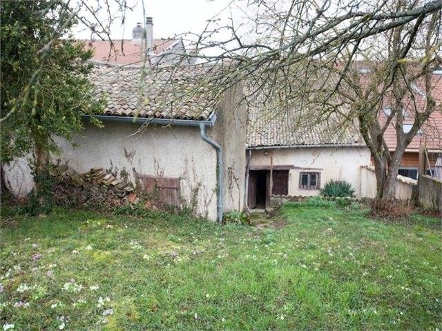 Sale house / villa Choloy-menillot 109000€ - Picture 7