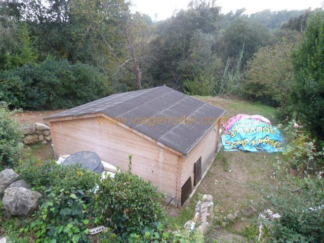 Vitalicio  casa Roquefort-les-pins 580000€ - Fotografía 18