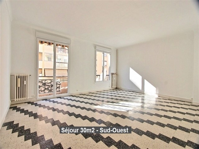 Vente appartement Nice 276 000€ - Photo 1